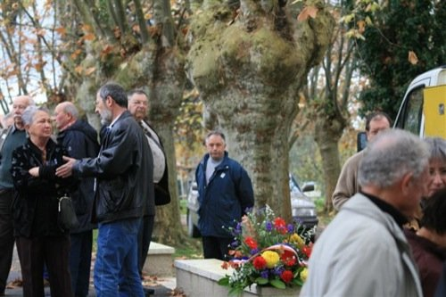 Vous regardez une image de l'article: Les cérémonies du 11 novembre 2008