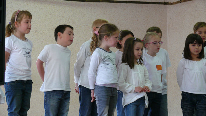 Vous regardez une image de l'article: Regroupement des chorales 2012