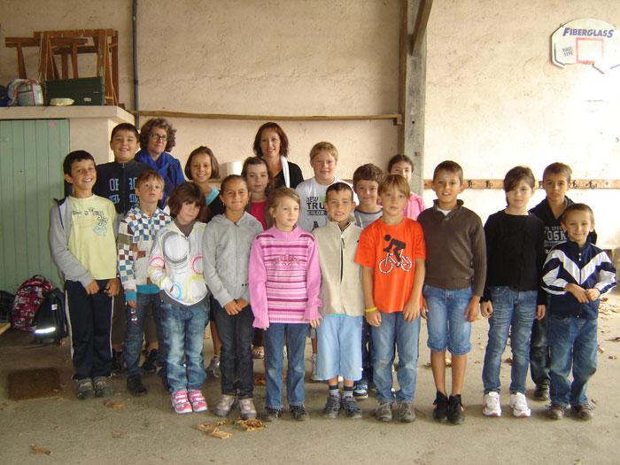Vous regardez une image de l'article: Rentrée scolaire 2012