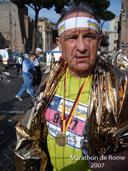 Vous regardez une image de l'article: Souvenirs d'un marathonien