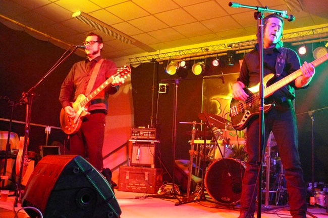 Vous regardez une image de l'article: Bouquet final pour 'Sud Rock Star', ce 14 septembre 2013 à Labatut-Rivière