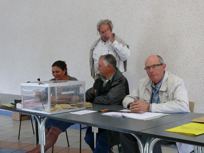 Vous regardez une image de l'article: Résultat des élections européennes 2014, pour Labatut-Rivière