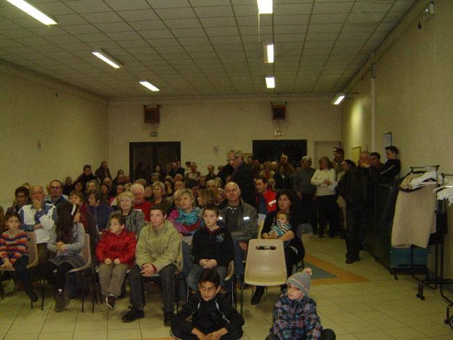 Vous regardez une image de l'article: La cérémonie des vœux du 10 janvier 2014, à Labatut-Rivière