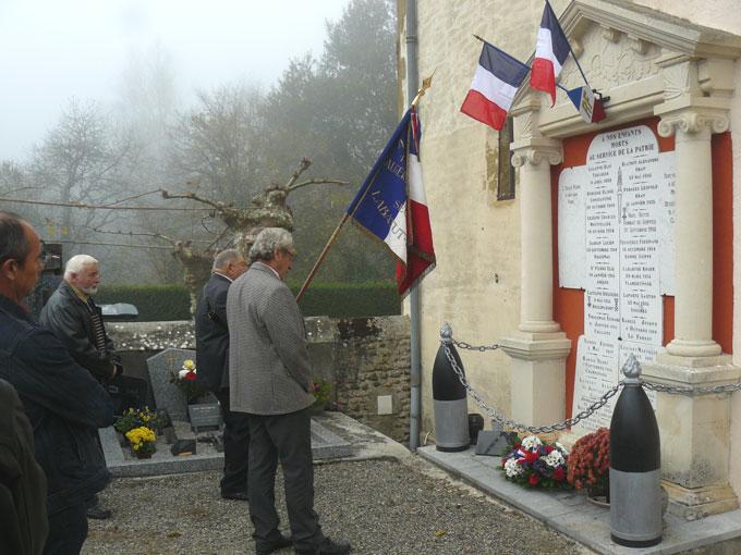 Vous regardez une image de l'article: Commémoration de l'armistice, ce 11 novembre 2015