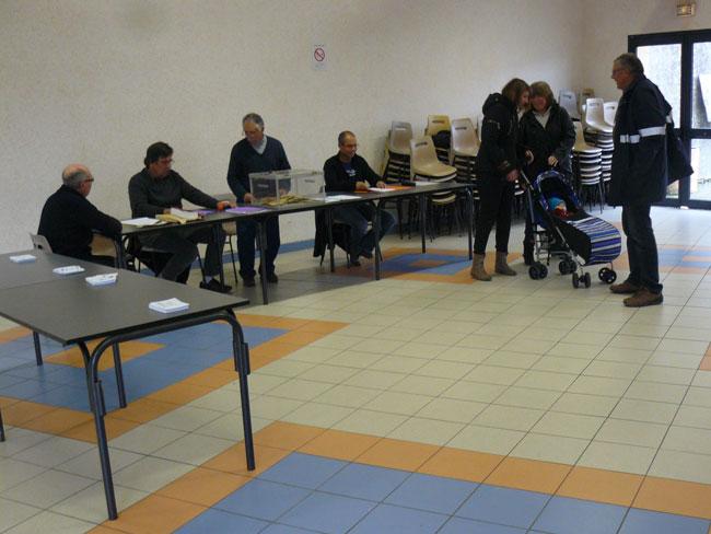 Vous regardez une image de l'article: Elections départementales, scrutin du 22 mars 2015