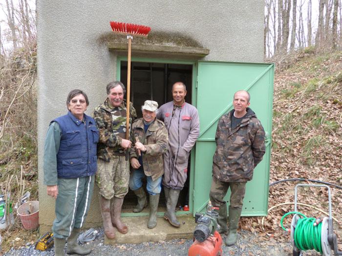 Vous regardez une image de l'article: Histoire d'eau en Val d'Adour