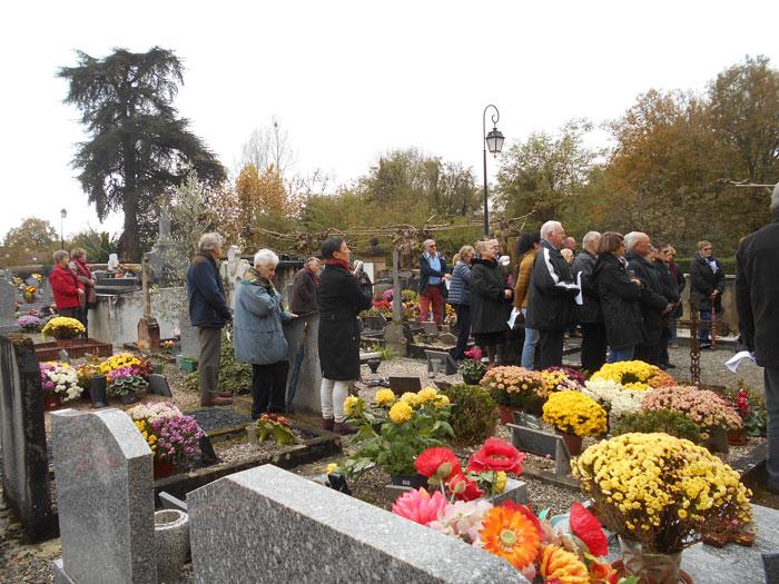 Vous regardez une image de l'article: Ce 11 novembre à Labatut-Rivière