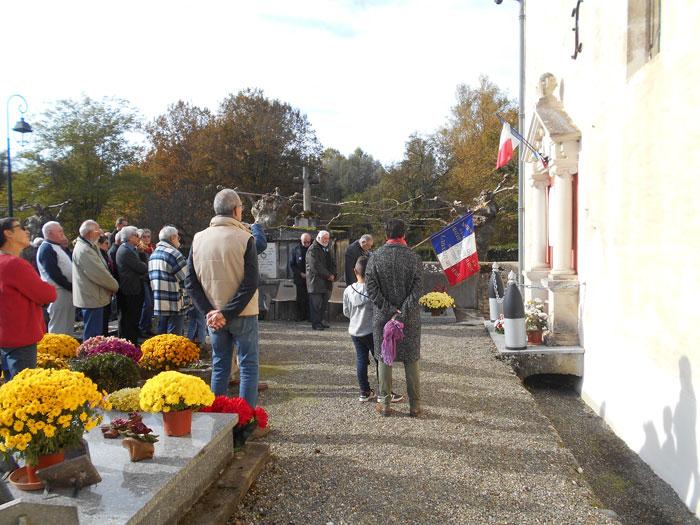 Vous regardez une image de l'article: Commémoration du Centenaire