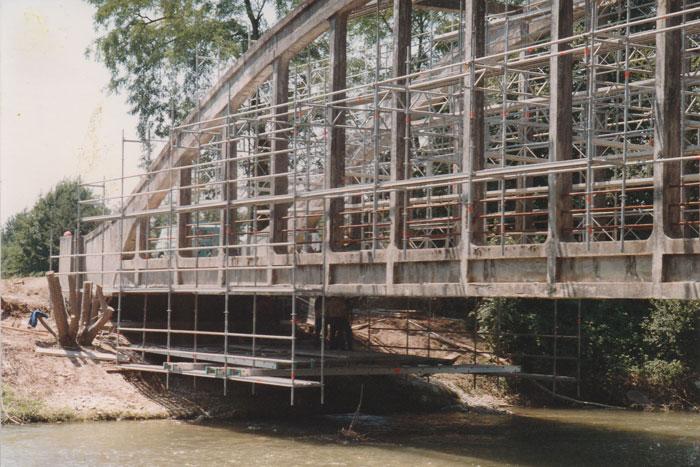 Vous regardez une image de l'article: Si le Pont de Lasgodes nous était conté…