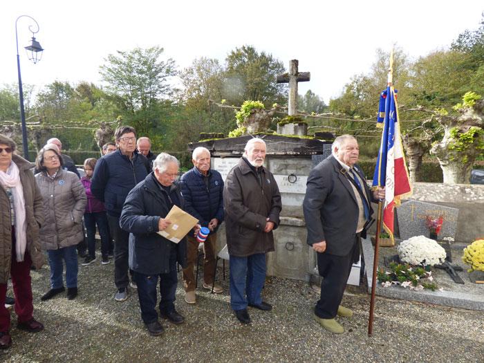Vous regardez une image de l'article: Commémoration de l'Armistice, ce 11 novembre 2019