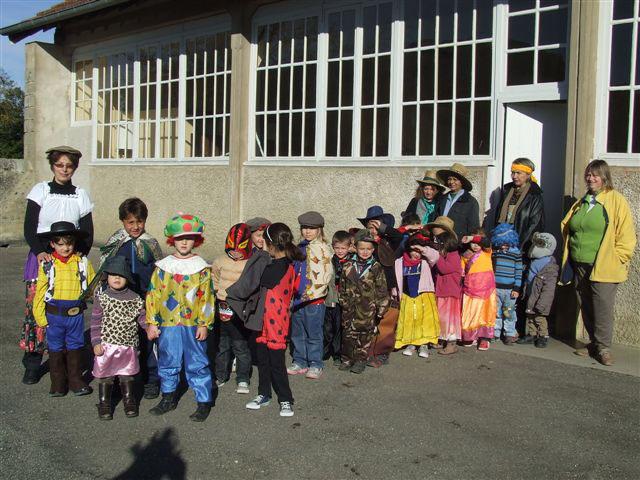 Vous regardez une image de l'article: Photos-souvenirs du carnaval du RPI