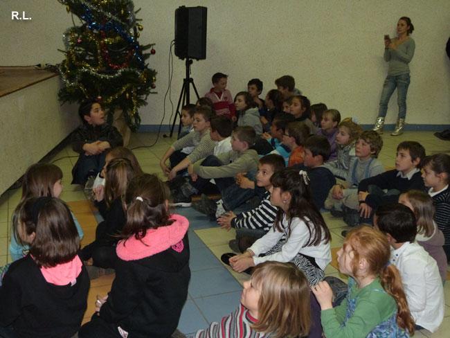 Vous regardez une image de l'article: Noël  avant l'heure à Labatut-Rivière