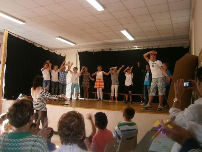 Vous regardez une image de l'article: Ecole en fête, ce 4 juillet à Labatut