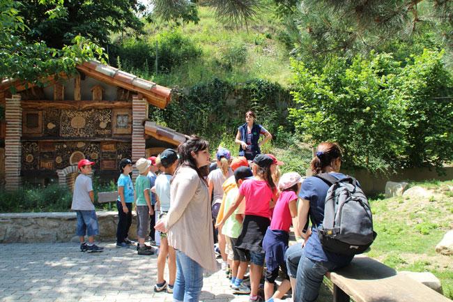 Vous regardez une image de l'article: Sortie de fin d'année pour les écoles de Labatut-Rivière et Hères