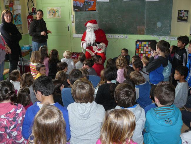 Vous regardez une image de l'article: Ecole en fête, cette fin d'année 2012